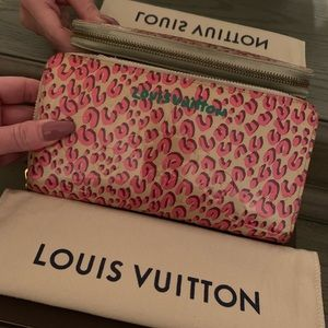 Louis Vuitton - Stephen Sprouse - Zippy wallet